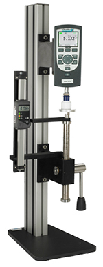 Manual Test Stand with Force Gauge
